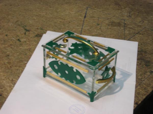 Поделки из листового пластика 50